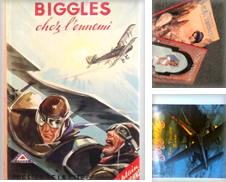 Biggles Curated by CKR Inc.