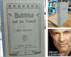 Biographien Curated by Antiquariat Thomas Nonnenmacher