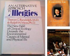 Diseases & Physical Ailments Curated by Robinson Street Books, IOBA
