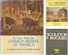 Western Art Curated by High-Lonesome Books