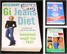 Diet & Exercise Di Yare Books