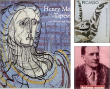 Monographs (Modern) Curated by Chichester Gallery