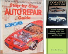 Automotive Manuals Curated by Books Upon A Time