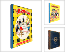 Comics & Annuals de Brought to Book Ltd