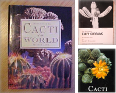 Cacti and Succulents Curated by Calendula Horticultural Books