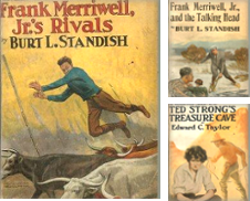 Dime Novels Curated by Books from the Crypt