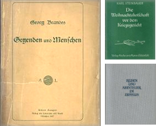 Autobiographien, Briefwechsel, Tagebücher Curated by Antiquariat Axel Kurta