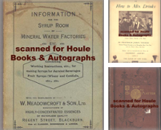 FOOD Curated by Houle Rare Books/Autographs/ABAA/PADA