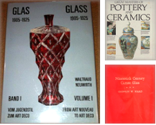 Ceramics & Glass Curated by Silver Trees Books