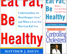 Health Curated by Robinson Street Books, IOBA