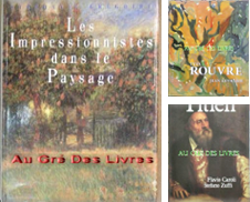 Art & Artiste (Biographie) Curated by Au Gr� Des Livres