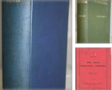 Agriculture & Farming, General Di PEMBERLEY NATURAL HISTORY BOOKS BA