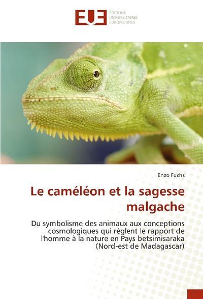 Le caméléon et la sagesse malgache : Du symbolisme des animaux aux conceptions cosmologiques qui règlent le rapport de l'homme à la nature en Pays betsimisaraka (Nord-est de Madagascar) - Enzo Fuchs