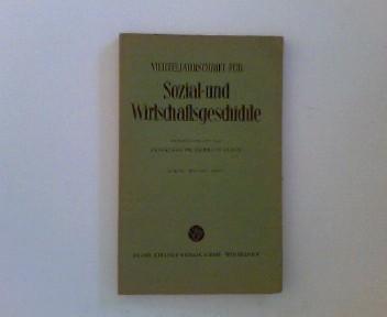 Vierteljahresschrift für Sozial- und Wirtschaftsgeschichte. 48. Bd,.: Geschichte - Aubin,