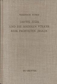 Jahwe, Juda und die anderen Völker beim: Huber, Friedrich: