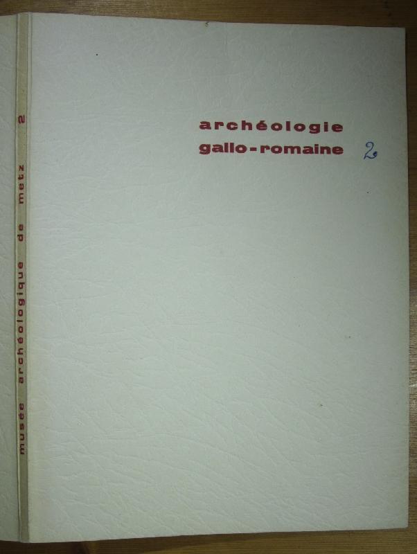La civilisation gallo-romaine dans la cité des: Metz: