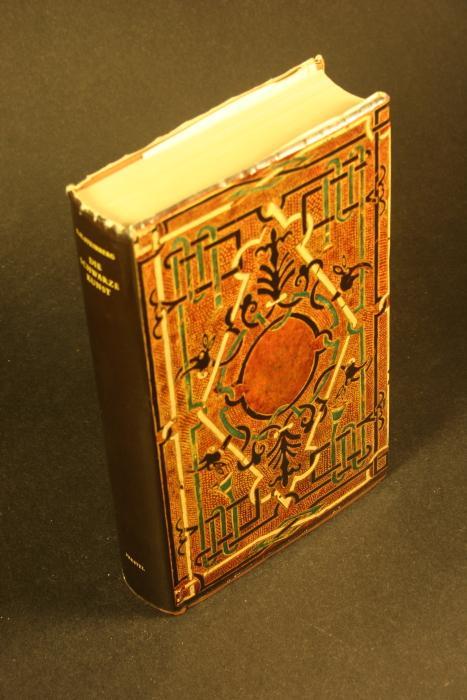 Die schwarze Kunst. 500 Jahre Buchwesen. Übersetzt: Steinberg, S. H.