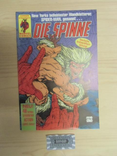 Die Spinne Nr. 186: Kriegs-Komplott (Teil 5): Lee, Stan, Erik