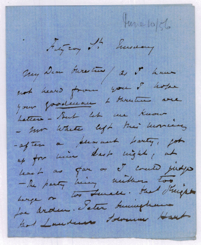 Autograph letter signed.: Roberts, David, Scottish