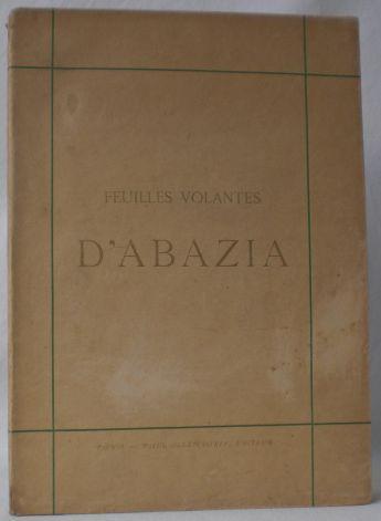 Feuilles volantes d'Abazia.: Ludwig Salvator, Erzherzog