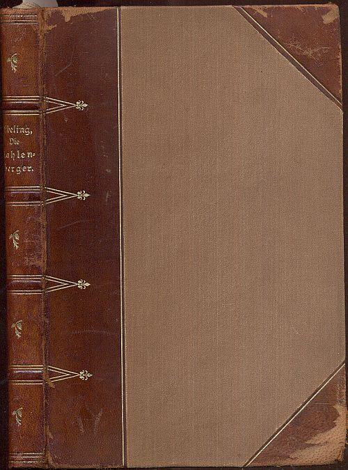 Die Kahlenberger. Zur Geschichte der Hofnarren. 1.: Ebeling, Friedrich W.