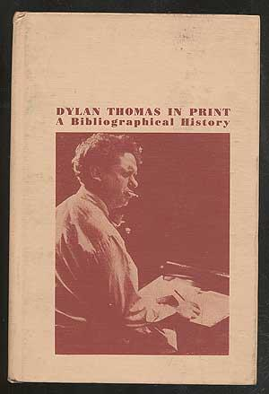 Dylan Thomas in Print: A Bibliographical History: MAUD, Ralph, assisted