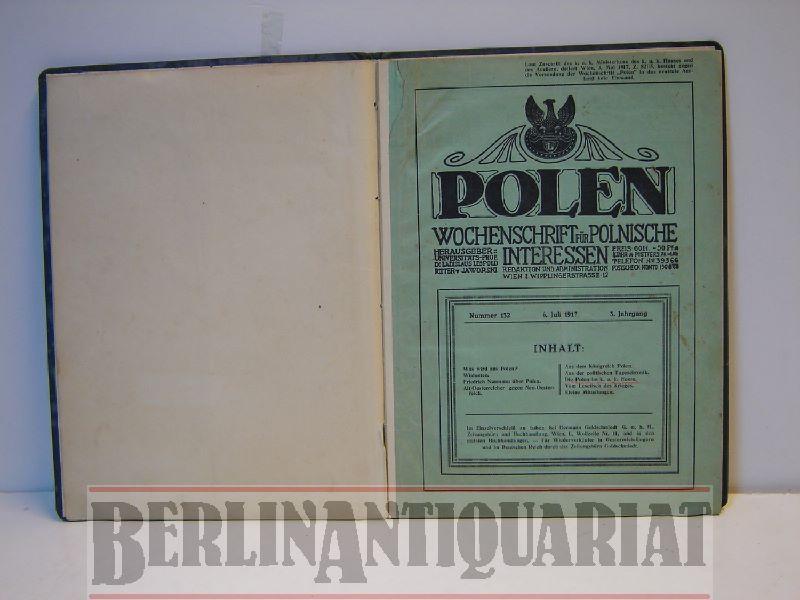 Polen. Wochenschrift für polnische Interessen.: Ritter von Jaworski,