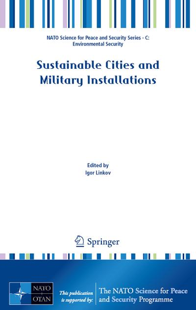 Sustainable Cities and Military Installations: Igor Linkov