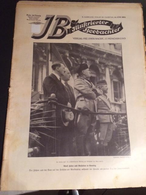Illustrierter Beobachter - 9. Jahrgang, Folge 26: Loder, Dietrich: