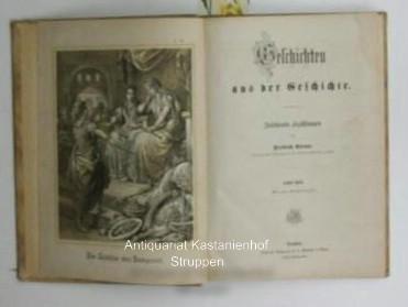 """Geschichten aus der Geschichte,Belehrende Erzählungen, Erster Theil"""": Körner, Friedrich"""