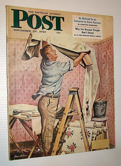 The Saturday Evening Post Magazine, November 26,: Marmur, Jacland; Curran,