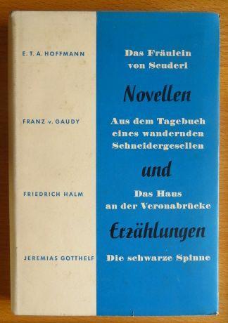 Novellen und Erzählungen Band III: Hoffmann, E. T.