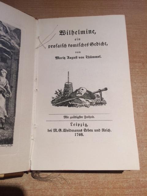 Die Bücher der Abtei Thelem - Band: Biermann, Otto Julius,