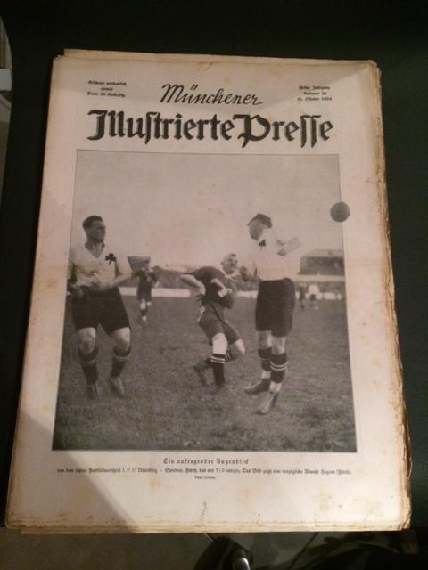 Münchner Illustrierte Presse - Nr. 46 vom: Dzialas, Wilhelm und