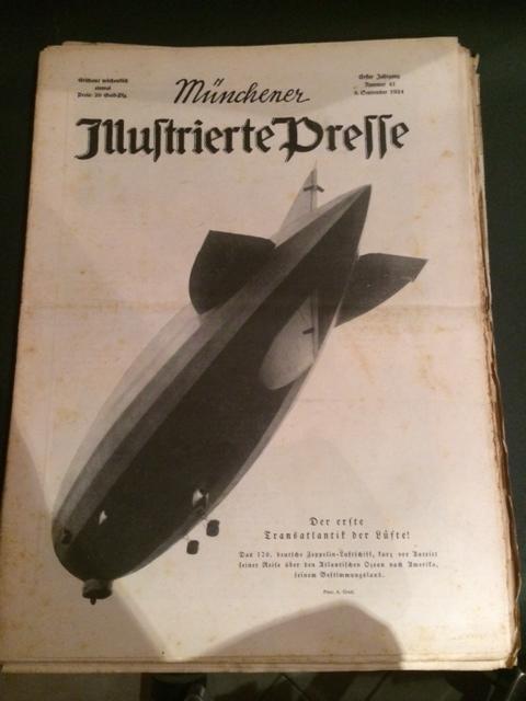 Münchner Illustrierte Presse - Nr. 41 vom: Dzialas, Wilhelm und