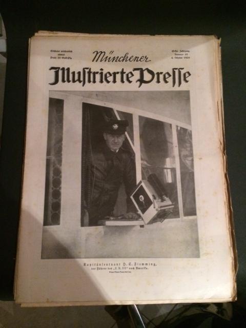 Münchner Illustrierte Presse - Nr. 45 vom: Dzialas, Wilhelm und