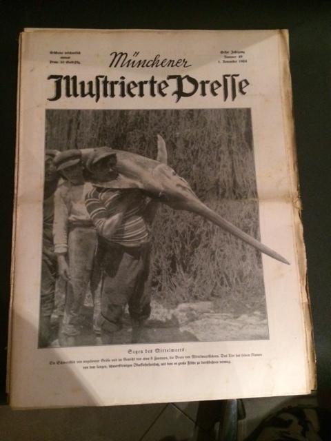 Münchner Illustrierte Presse - Nr. 49 vom: Dzialas, Wilhelm und
