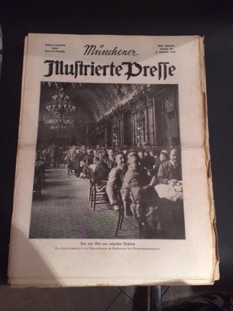 Münchner Illustrierte Presse - Nr. 50 vom: Dzialas, Wilhelm und