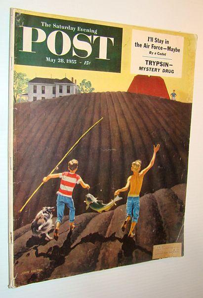 The Saturday Evening Post, May 28, 1955: Standish, Robert; Beach,