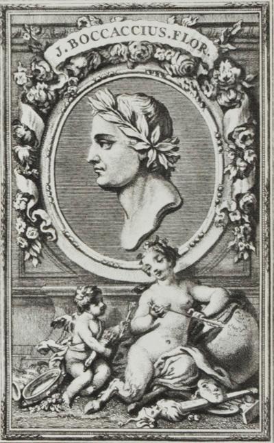 Der Decamerone: Boccaccio, Giovanni