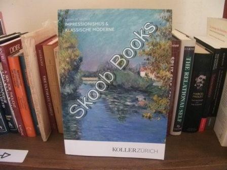 Impressionismus & Klassische Moderne: Auktion: 21. Juni: Koller Zurich