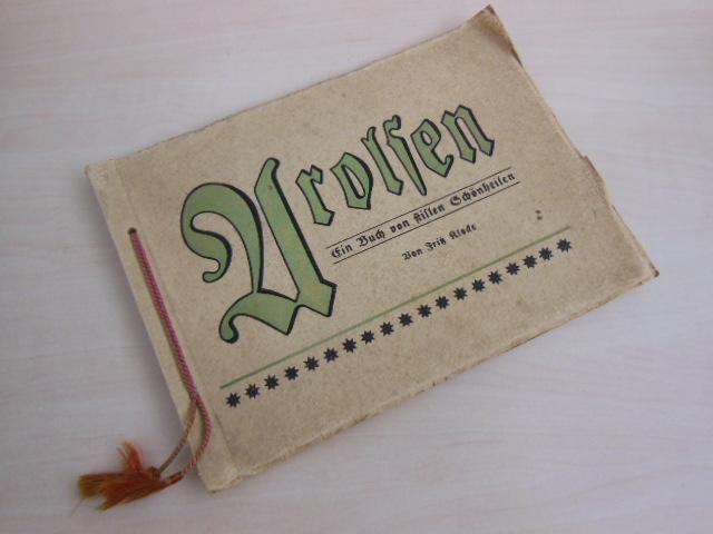 Arolsen. Ein Buch von stillen Schönheiten.: Arolsen. - Klocke,