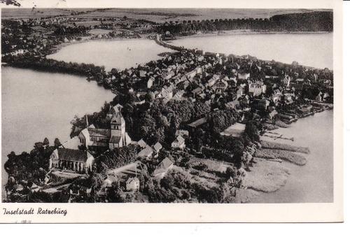 Inselstadt Ratzeburg: Ratzeburg