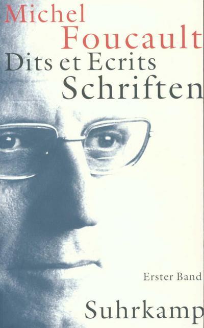 Schriften, Dits et Ecrits, 4 Bde., kt: Michel Foucault