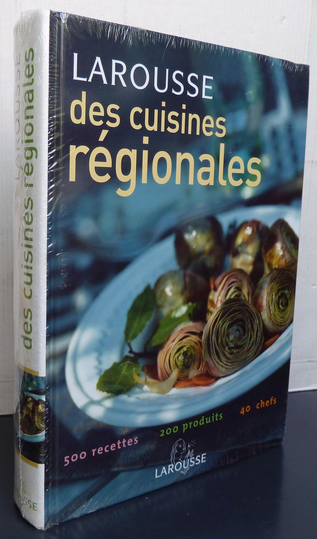LAROUSSE DES CUISINES REGIONALES - COLLECTIF