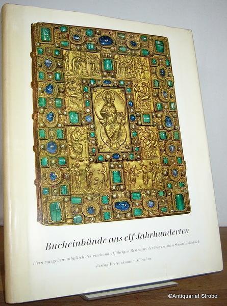 Bucheinbände aus elf Jahrhunderten. Mit einem Vorwort: Geldner, Ferdinand.