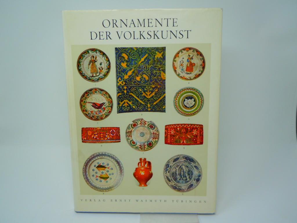 Ornamente der Volkskunst - Neue Folge -: Bossert, H. Th.