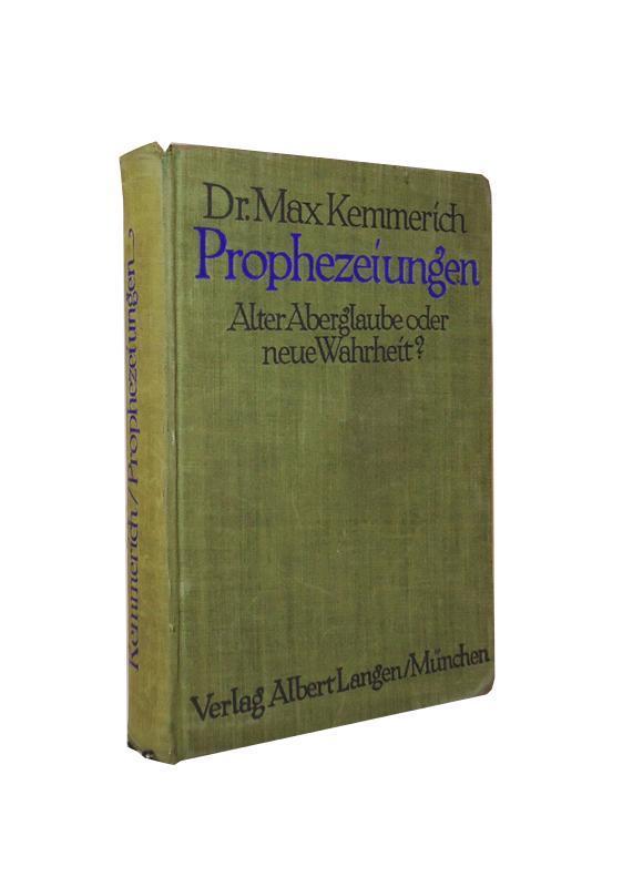 3 prophezeiungen Mühlhiasls Prophezeiungen