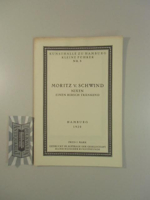 Kunsthalle zu Hamburg, Kleine führer, Nr. 8: Börger, Hans: