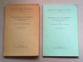 Die Konjugation in Lappischen. Morphologisch-historische Untersuchung. 2: Korhonen, Mikko: